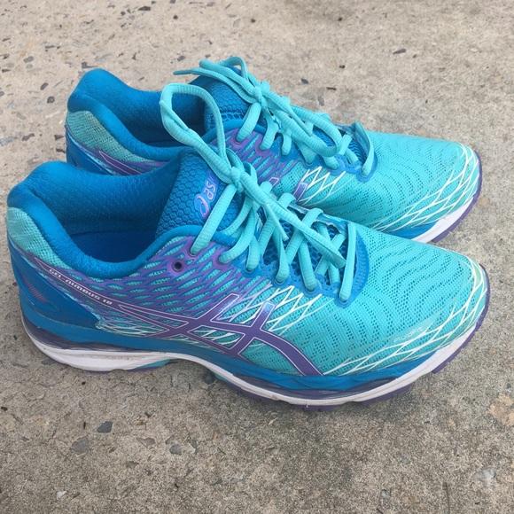 Asics Shoes | Womens Asics Gel Nimbus 8